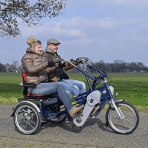 Van Raam Fun2Go duofiets - private lease